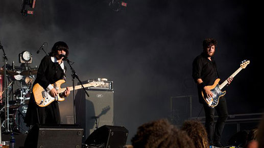 Screaming Females en 2012